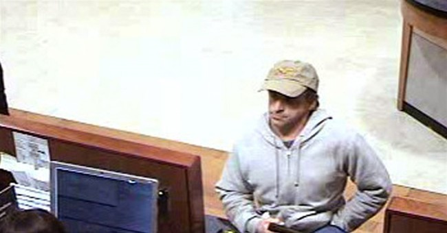 Oregon robbery suspect resembles Discovery Channel star