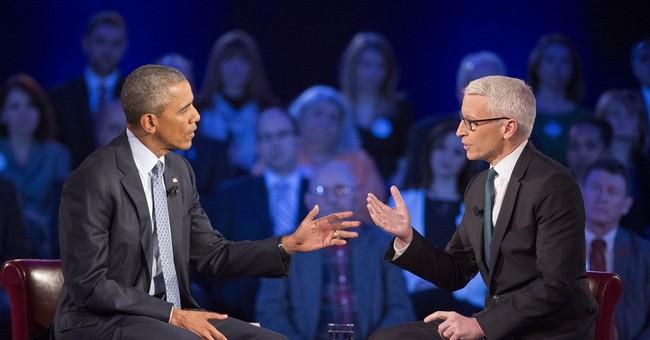 Obama mocks 'conspiracy' at forum on gun control