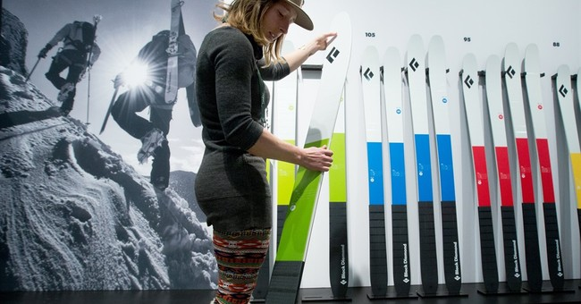 Backcountry ski gear hot at outdoor retail show in Utah