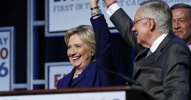 Clinton, Sanders, O'Malley seek victory in Nevada caucuses