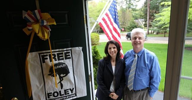 Mother of murdered journalist James Foley writing memoir