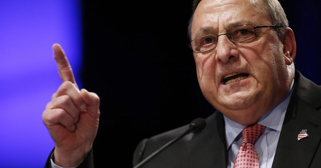 Maine governor: Drug dealers impregnate 'young white' girls