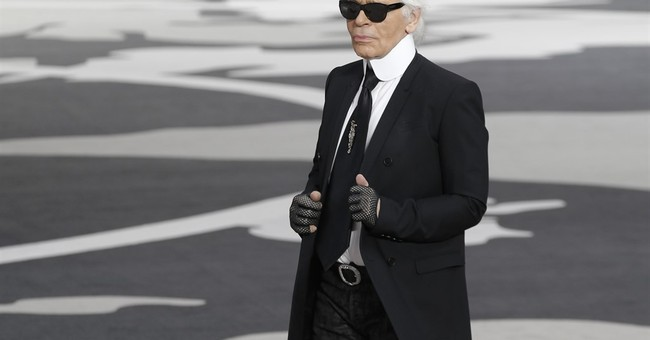 French authorities investigating Karl Lagerfeld's taxes