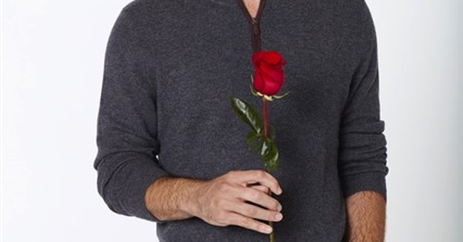 Why 'Bachelor' Ben Higgins refrained from kissing on night 1