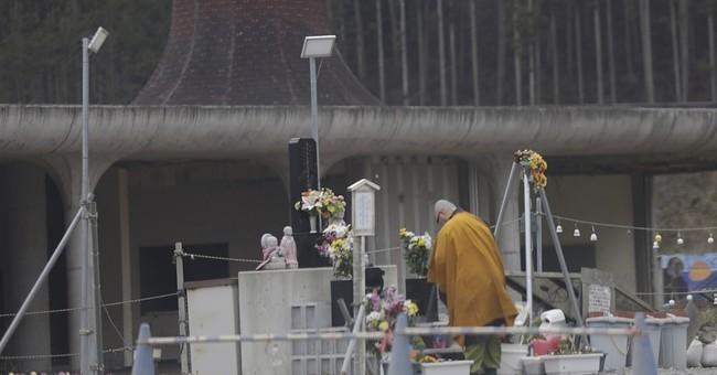 AP PHOTOS: Legacies of a disaster dot Japan's tsunami coast