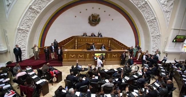 Venezuela's congress debates bill to recall President Maduro