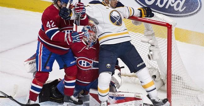 Sabres forward Kane won't face charges after investigation