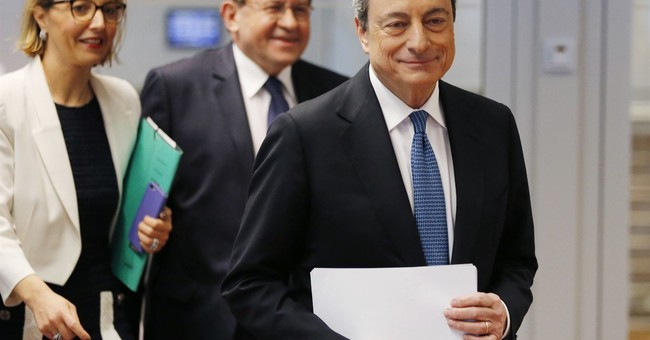 European Central Bank surprises with broad stimulus action