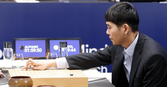 Human Go champion 'speechless' after 2nd loss to machine