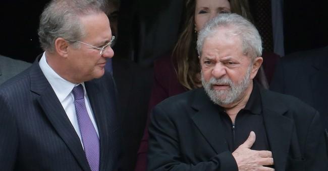 Brazil prosecutors explain charges against former president