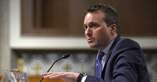 Senate panel confirms 1st openly gay military service leader