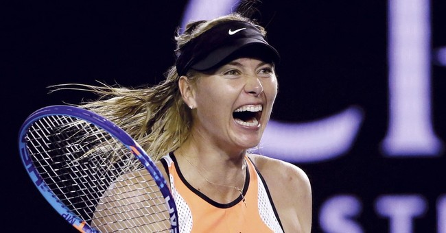 Length of tennis ban is key in Sharapova's brand value