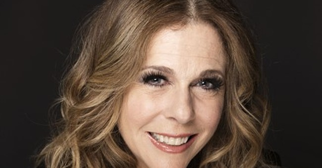 With songwriting, actress Rita Wilson finds a new voice