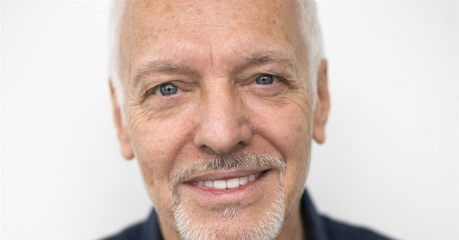 Peter Frampton on that crazy summer 40 years ago