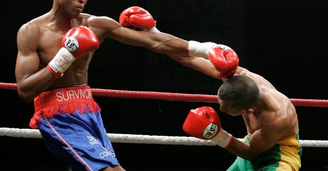 Ex-boxing champ detained in Panama; cocaine suspected