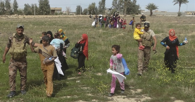 Iraq's military falls short on logistics in fight against IS