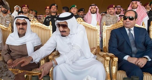 Saudi Arabia concludes 20-nation anti-terror military drill