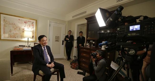 Thai ex-premier says ruling junta seeks 'backward democracy'