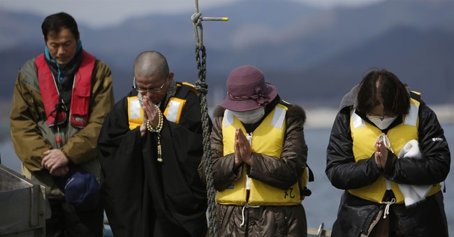Japan still searching for the missing, 5 years after tsunami