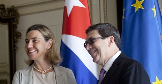 Cuba and Europe sign deal normalizing relations