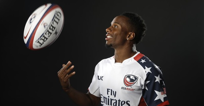 Carlin Isles trying to make Rio Games in rugby and track