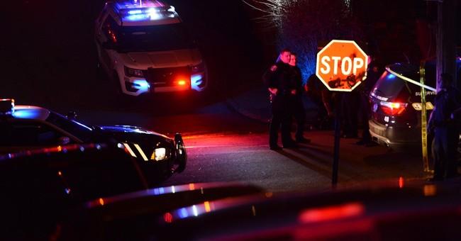 Police hunt for 2 gunmen behind cookout ambush that killed 6