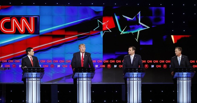 Nielsen: Thursday's GOP debate drew second fewest viewers