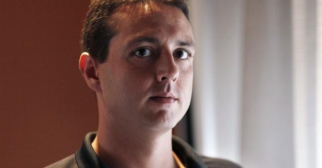 AP Newsbreak: Wounded Warrior founder open to return