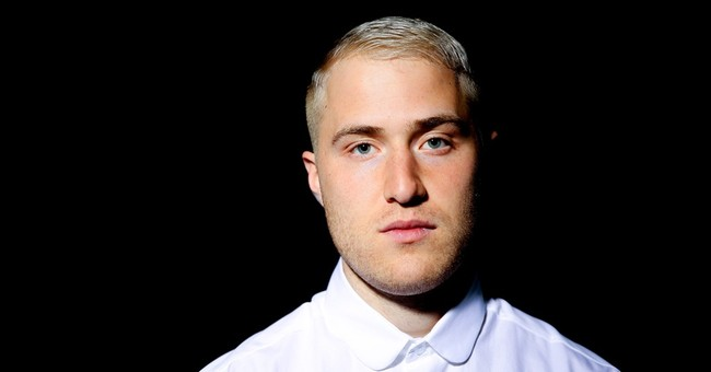 Pop singer Mike Posner grabs onto 2nd hit with both hands