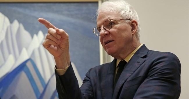 Steve Martin is guest curator at Boston art exhibition