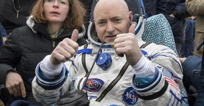 Year-in-space astronaut hangs up his spacesuit, retires