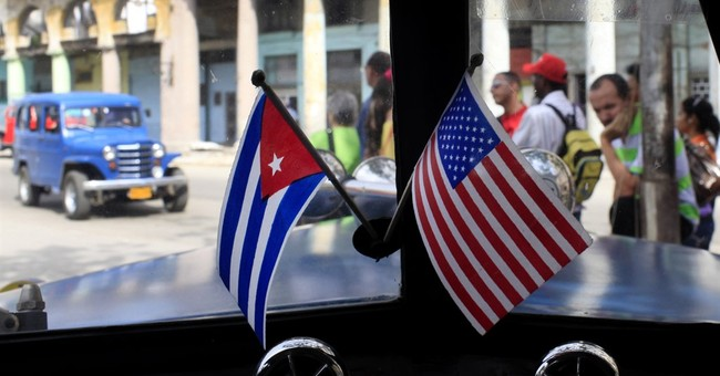 Obama trip to Cuba shows move away from focus on dissidents