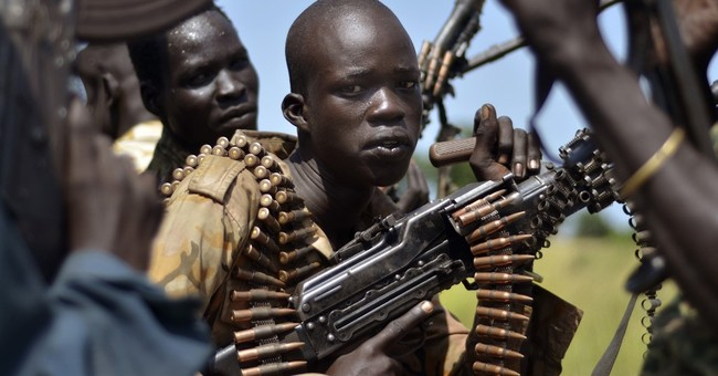 UN cites 'horrendous' human rights situation in South Sudan