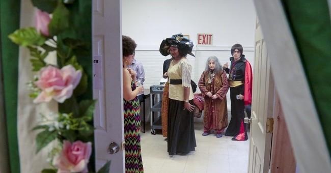 Seniors walk the runway at NYC senior center fashion show