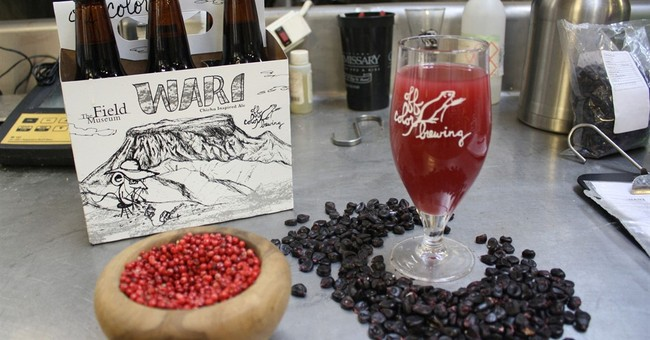 Field Museum's Wari Ale the latest homage to ancient brews