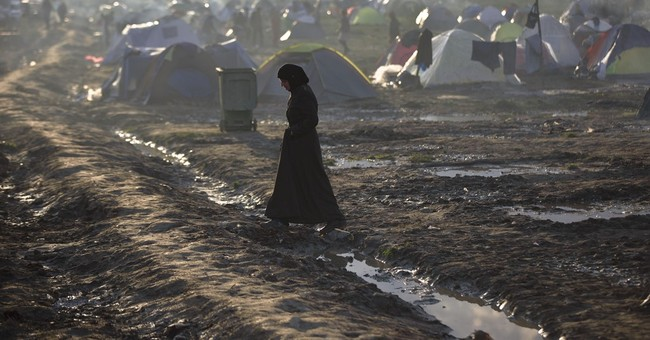 Despite border closures, Syrians determined to reach Europe