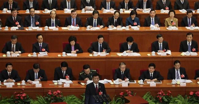 China pledges new push against 'hostile forces,' separatists