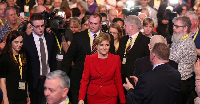 Scot leader: UK vote to quit EU would fuel independence push