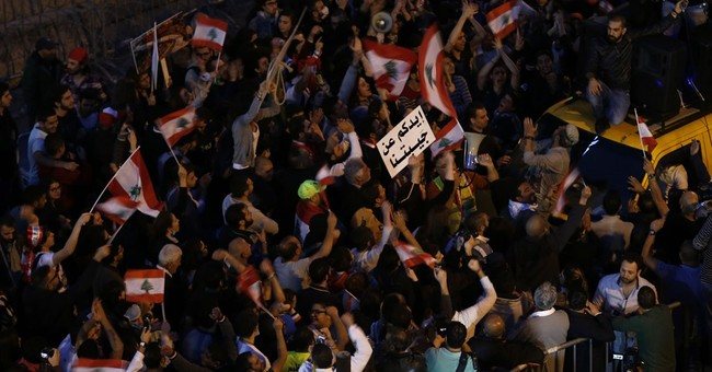 Cabinet declares temporary solution for Lebanon trash crisis