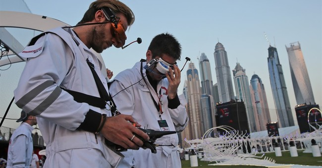 15-year-old pilot from England wins Dubai's World Drone Prix