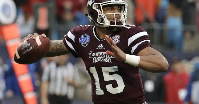 Ex-Mississippi State QB Dak Prescott arrested on DUI charge