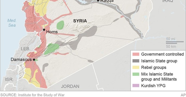 161 chemical weapons attacks in Syria's war, new report says