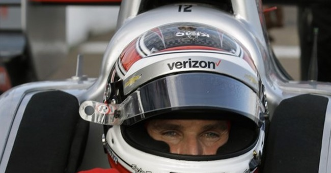 Power misdiagnosed with concussion before IndyCar opener