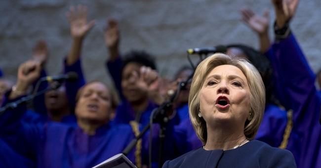 Facing long primary slog, Clinton allies fear helping Trump