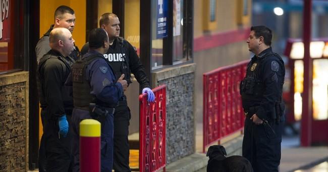 Maryland police: Officer dies after shooting; 2 in custody