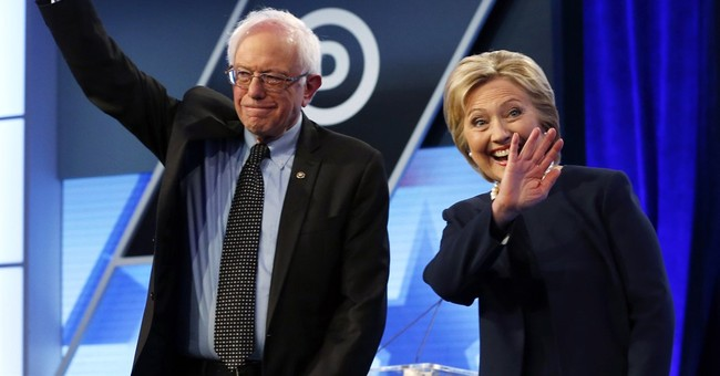 Clinton facing a long primary slog that may help Trump