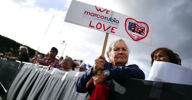 Rubio's political reckoning arrives in Florida primary