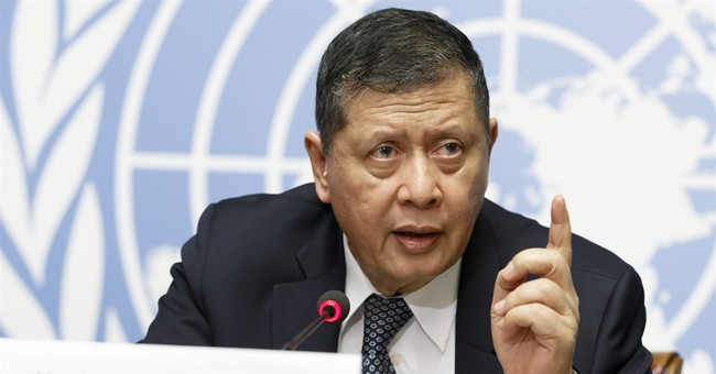 UN rights expert: North Korean leader should be prosecuted