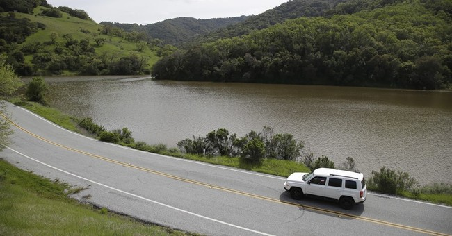 Storms replenish key reservoirs amid California drought