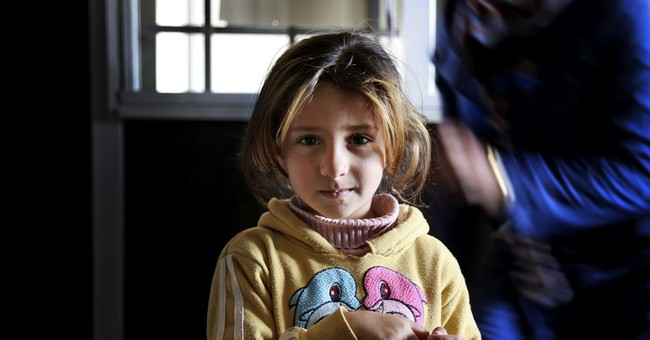 As old as the war: 5-year-old Syrians grow up away from home